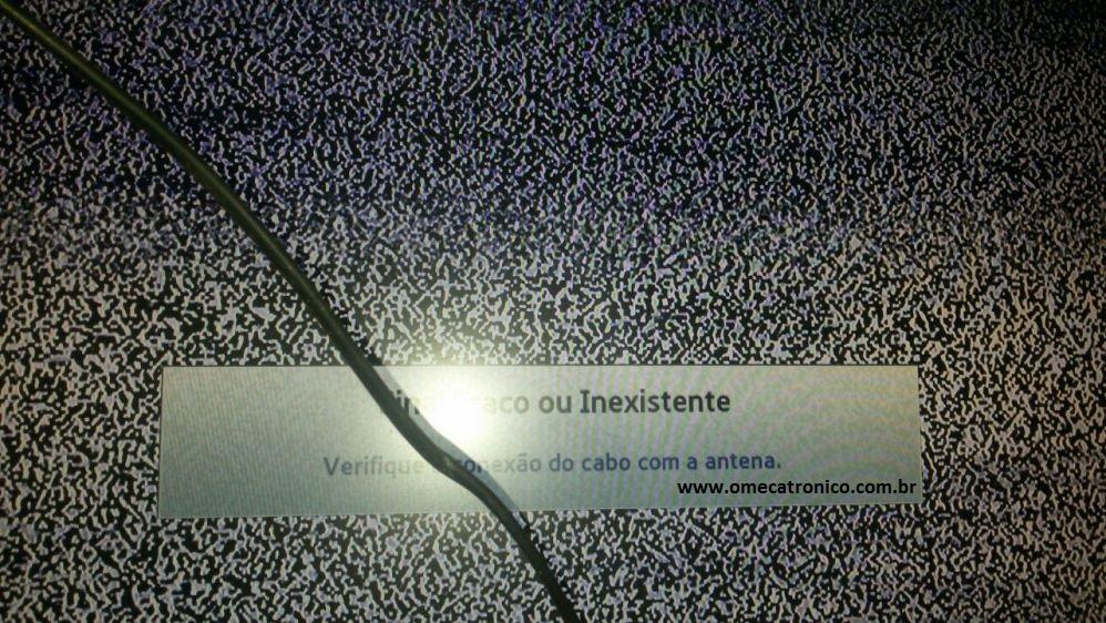 Televisão Funcionando
